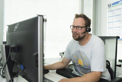 kundeservice - bredbånd
