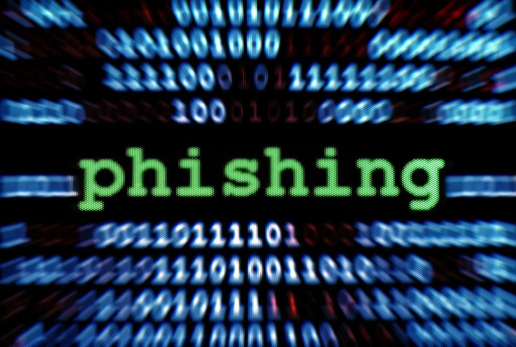 Advarsel om phishing - Ikke la deg lure