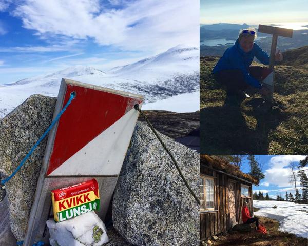 Turorientering - Svorkas trimpost 2017