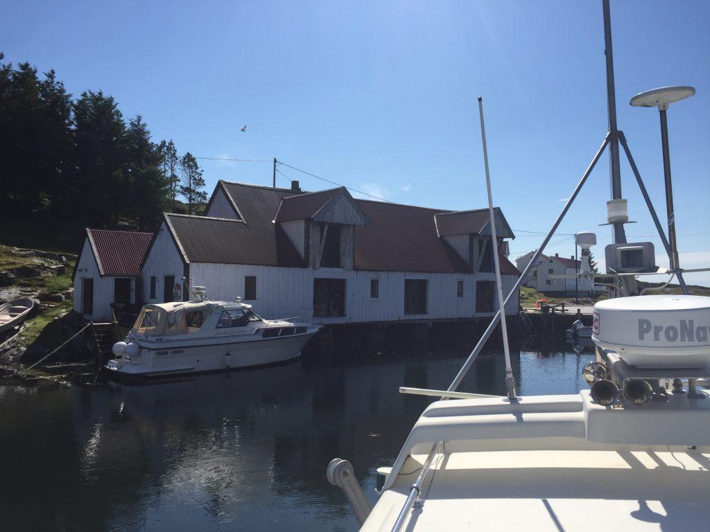 båtsesong ringsøya smøla