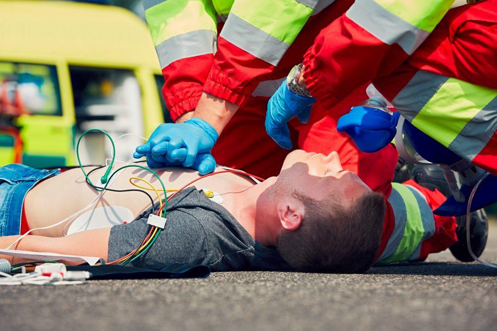 elektriske ulykker - førstehjelp