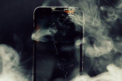 Lading av telefon