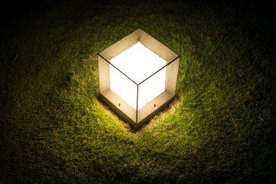 Lys mørketid med LED-lys