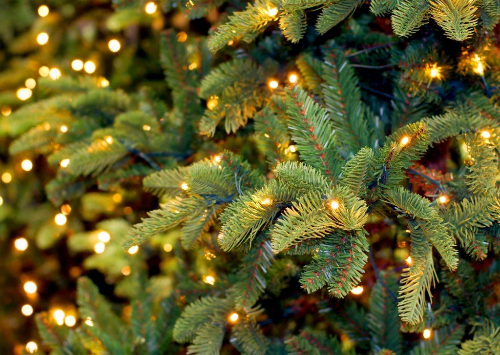 utendørsbelysning til jul