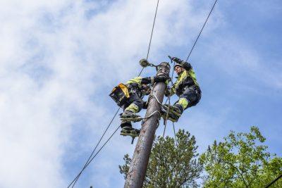 Jobbe med strømnettet
