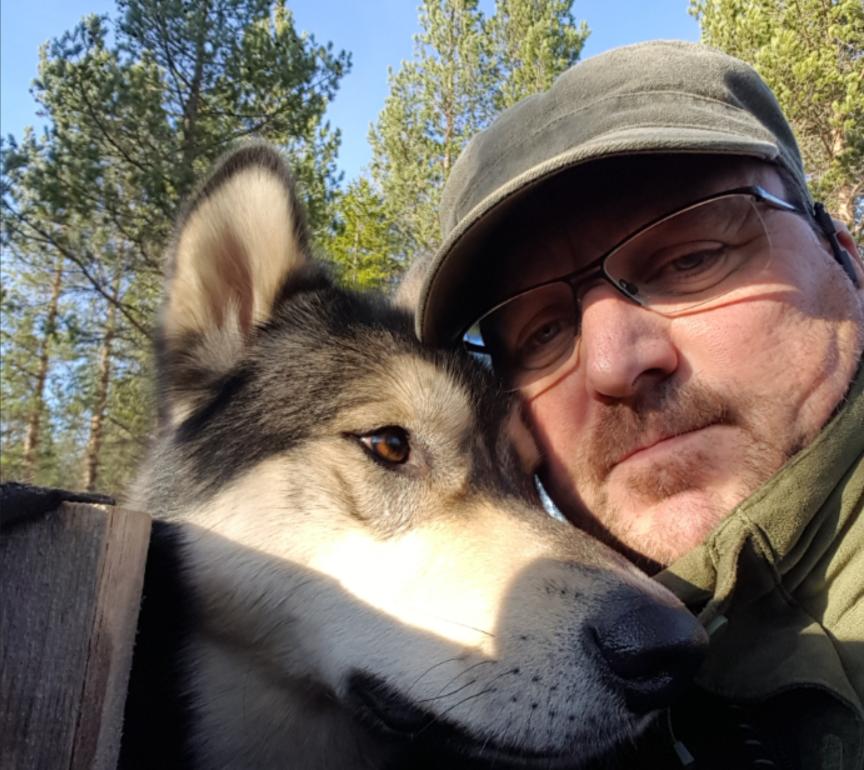 Vinner av hjortejakt - Terje Kaspersen