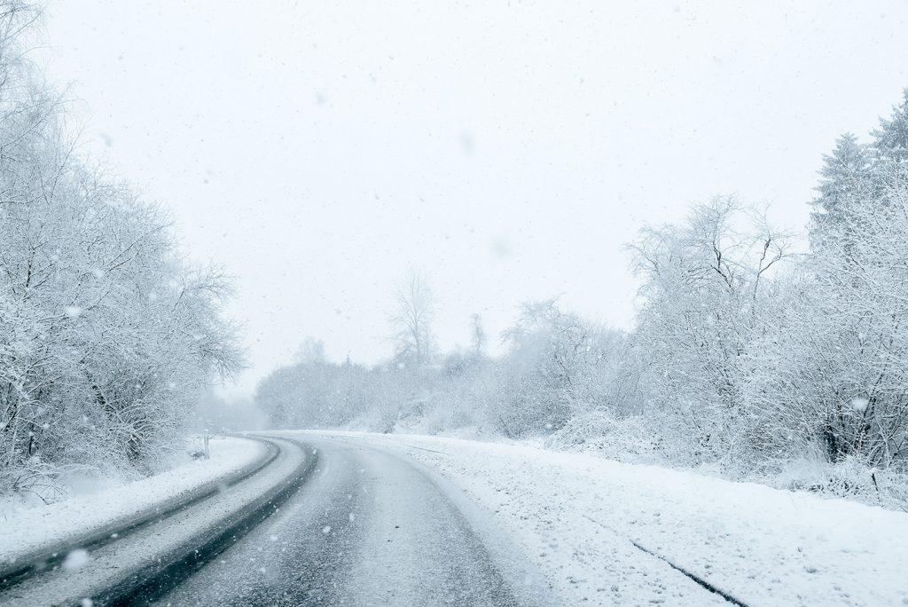 Elsykkel om vinteren