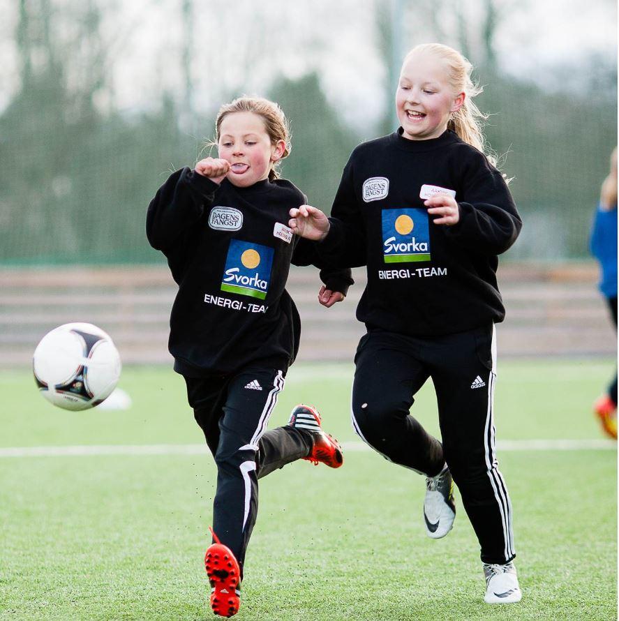 Fotballjenter